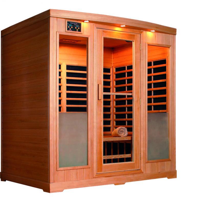 Saune a infrarossi per la casa: prezzi e offerte