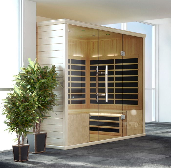 Costo sauna per casa top immagine grande prodotto with - Costo sauna per casa ...
