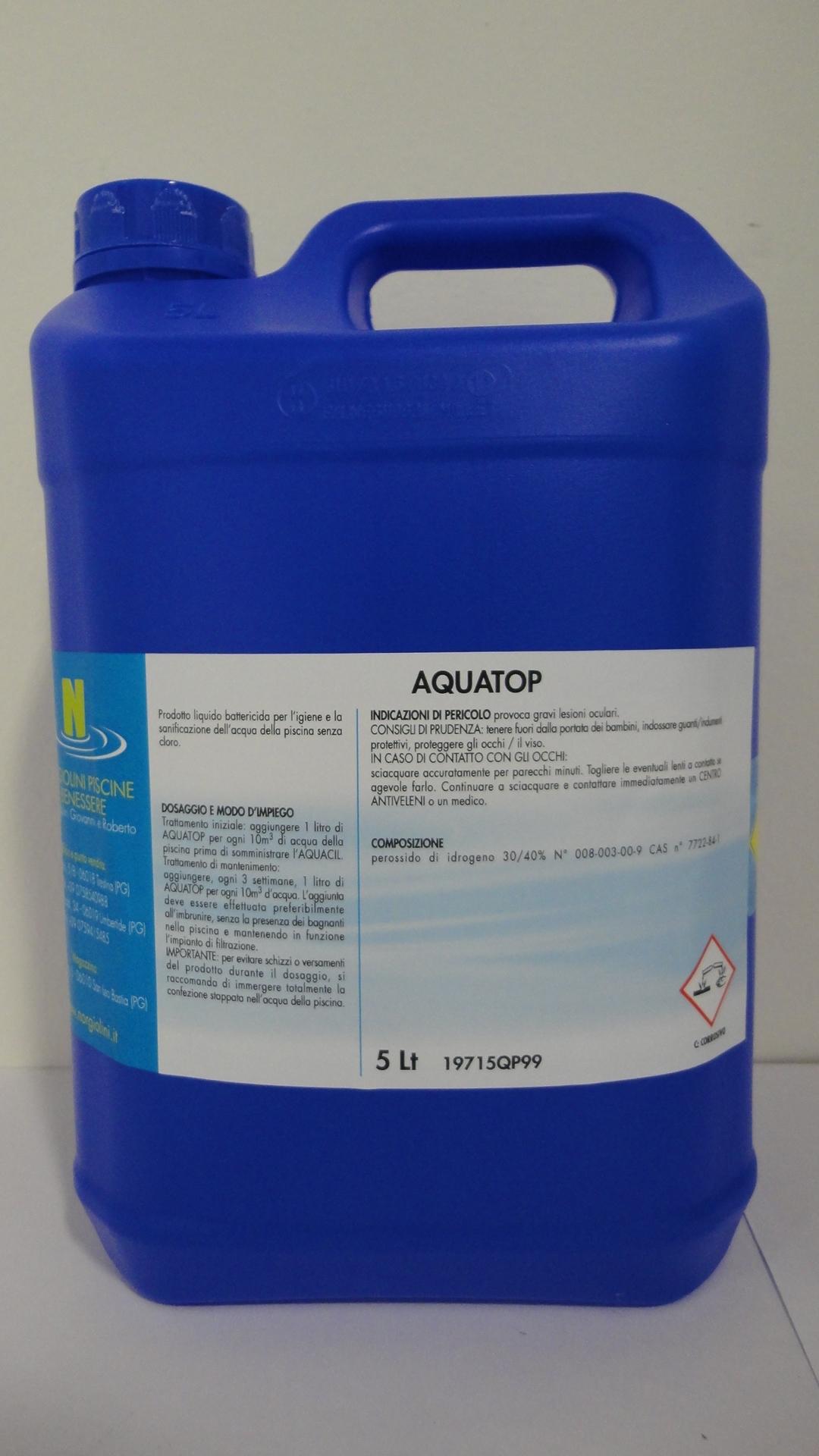 Cloro e prodotti chimici per piscina, vendita online