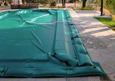 Teli di copertura invernali per piscine i prezzi - Telo copertura piscina ...