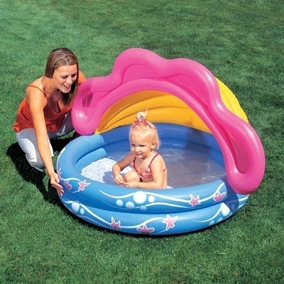 Piscina 2 anelli BABY RING POOL