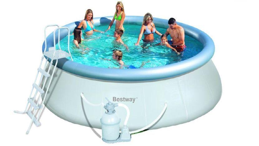 Piscine gonfiabili per bambini e adulti i prezzi - Gonfiabili con piscina ...